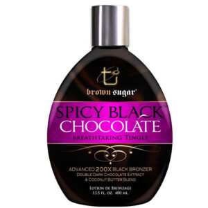 Brown Sugar Spicy Black Chocolate 200x 400ml
